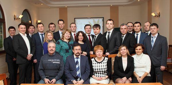 """Президентская программа """"Инновационный менеджмент"""""""