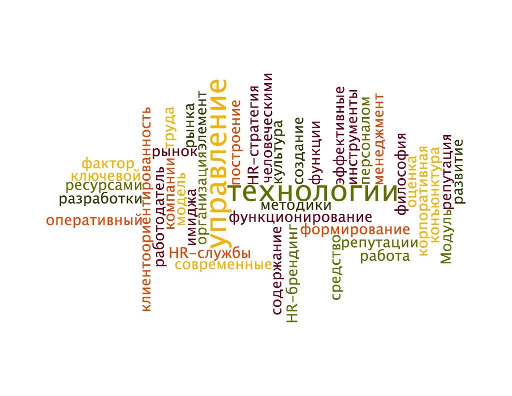 Современные технологии управления человеческими ресурсами.г. Уфа, Бизнес-центр УГАТУ