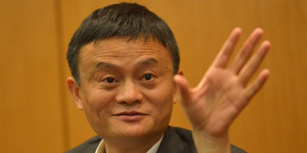 Джек Ма. Jack Ma.